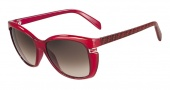 Fendi FS 5258 Sunglasses Sunglasses - 618 Red