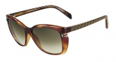 Fendi FS 5258 Sunglasses Sunglasses - 725 Blonde Havana