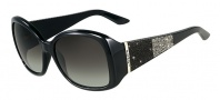 Fendi FS 5263R Sunglasses Sunglasses - 001 Black