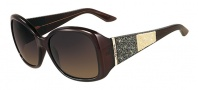 Fendi FS 5263R Sunglasses Sunglasses - 209 Brown