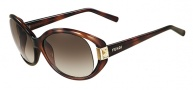 Fendi FS 5264R Sunglasses Sunglasses - 238 Havana