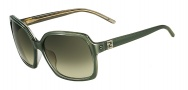 Fendi FS5267R Sunglasses Sunglasses - 317 Green