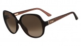 Fendi FS 5274 Sunglasses Sunglasses - 210 Brown