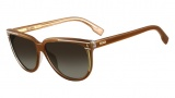 Fendi FS 5279 Sunglasses Sunglasses - 208 Toffee
