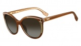 Fendi FS 5280 Sunglasses Sunglasses - 208 Toffee