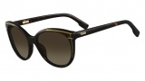 Fendi FS 5280 Sunglasses Sunglasses - 214 Havana