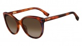 Fendi FS 5280 Sunglasses Sunglasses - 215 Blonde Havana