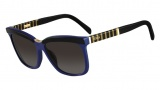 Fendi FS 5281 Sunglasses Sunglasses - 424 Blue / Black