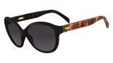 Fendi FS 5286 Sunglasses Sunglasses - 001 Black