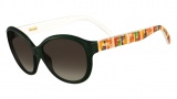 Fendi FS 5286 Sunglasses Sunglasses - 315 Green