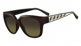 Fendi FS 5292 Sunglasses Sunglasses - 210 Brown