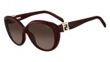 Fendi FS 5297R Sunglasses Sunglasses - 615 Red
