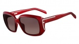 Fendi FS 5327 Sunglasses Sunglasses - 532 Bordeaux