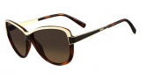 Fendi FS 5331 Sunglasses Sunglasses - 238 Havana