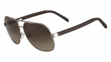 Fendi FS 5333 Sunglasses Sunglasses - 028 Dark Matte Silver
