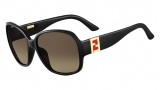 Fendi FS 5336 Sunglasses Sunglasses - 001 Black