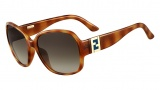 Fendi FS 5336 Sunglasses Sunglasses - 725 Blonde Havana