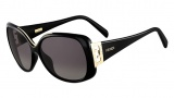 Fendi FS 5337R Sunglasses Sunglasses - 001 Black