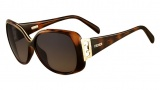 Fendi FS 5337R Sunglasses Sunglasses - 236 Havana
