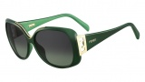 Fendi FS 5337R Sunglasses Sunglasses - 317 Green
