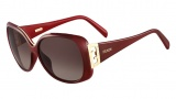 Fendi FS 5337R Sunglasses Sunglasses - 532 Bordeaux