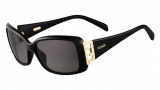Fendi FS 5338R Sunglasses Sunglasses - 001 Black