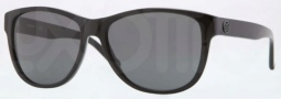 DKNY DY4106 Sunglasses Sunglasses - 300187 Black / Grey