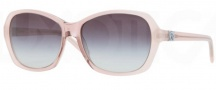 DKNY DY4094 Sunglasses Sunglasses - 352013 Antique Pink / Brown Gradient