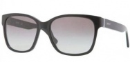 DKNY DY4096 Sunglasses Sunglasses - 300111 Black / Grey Gradient