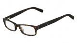 Nautica N8054 Eyeglasses Eyeglasses - 214 Whiskey Horn