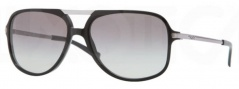 DKNY DY4099 Sunglasses Sunglasses - 300111 Black / Grey Gradient