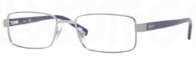 DKNY DY5638 Eyeglasses Eyeglasses - 1003 Gunmetal / Demo Lens