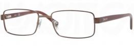 DKNY DY5638 Eyeglasses Eyeglasses - 1169 Matte Brown / Demo Lens