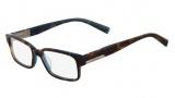 Nautica N8076 Eyeglasses Eyeglasses - 310 Dark Tortoise