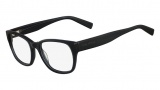 Nautica N8077 Eyeglasses Eyeglasses - 343 Crystal Hunter