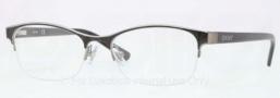 DKNY DY5641 Eyeglasses Eyeglasses - 1014 Matte Gunmetal / Demo Lens