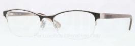 DKNY DY5641 Eyeglasses Eyeglasses - 1097 Dark Silver / Demo Lens