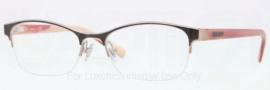 DKNY DY5641 Eyeglasses Eyeglasses - 1214 Peach / Demo Lens