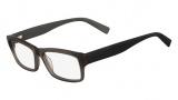 Nautica N8078 Eyeglasses Eyeglasses - 057 Crystal Grey