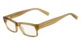 Nautica N8078 Eyeglasses Eyeglasses - 740 Crystal Yellow