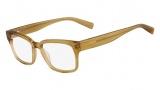 Nautica N8079 Eyeglasses Eyeglasses - 740 Crystal Yellow
