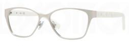 DKNY DY5636 Eyeglasses Eyeglasses - 1029 Matte Silver / Demo Lens