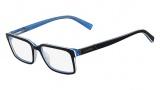 Nautica N8082 Eyeglasses Eyeglasses - 430 Navy