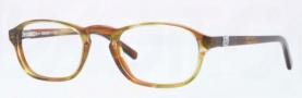 DKNY DY4632 Eyeglasses Eyeglasses - 3594 Spotted Green / Demo Lens