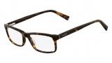 Nautica N8085 Eyeglasses Eyeglasses - 310 Dark Tortoise