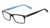 Nautica N8085 Eyeglasses Eyeglasses - 430 Navy