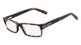 Nautica N8091 Eyeglasses Eyeglasses - 282 Matte Tokyo Tortoise