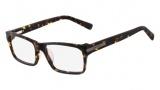 Nautica N8092 Eyeglasses Eyeglasses - 282 Matte Tokyo Tortoise