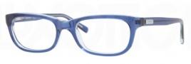 DKNY DY4635 Eyeglasses Eyeglasses - 3596 Blue Transarent / Demo Lens