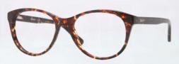 DKNY DY4637 Eyeglasses Eyeglasses - 3533 Top Havana / Crystal